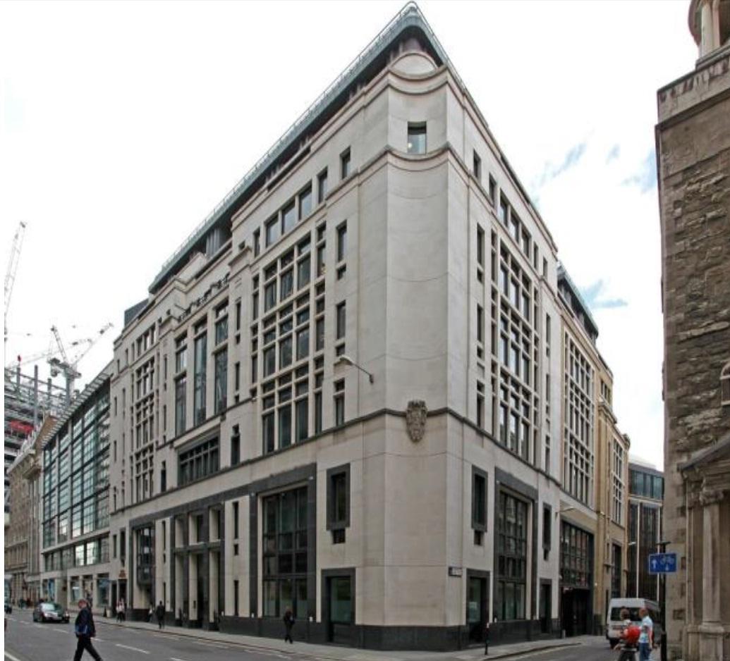 88 Leadenhall Street London EC3